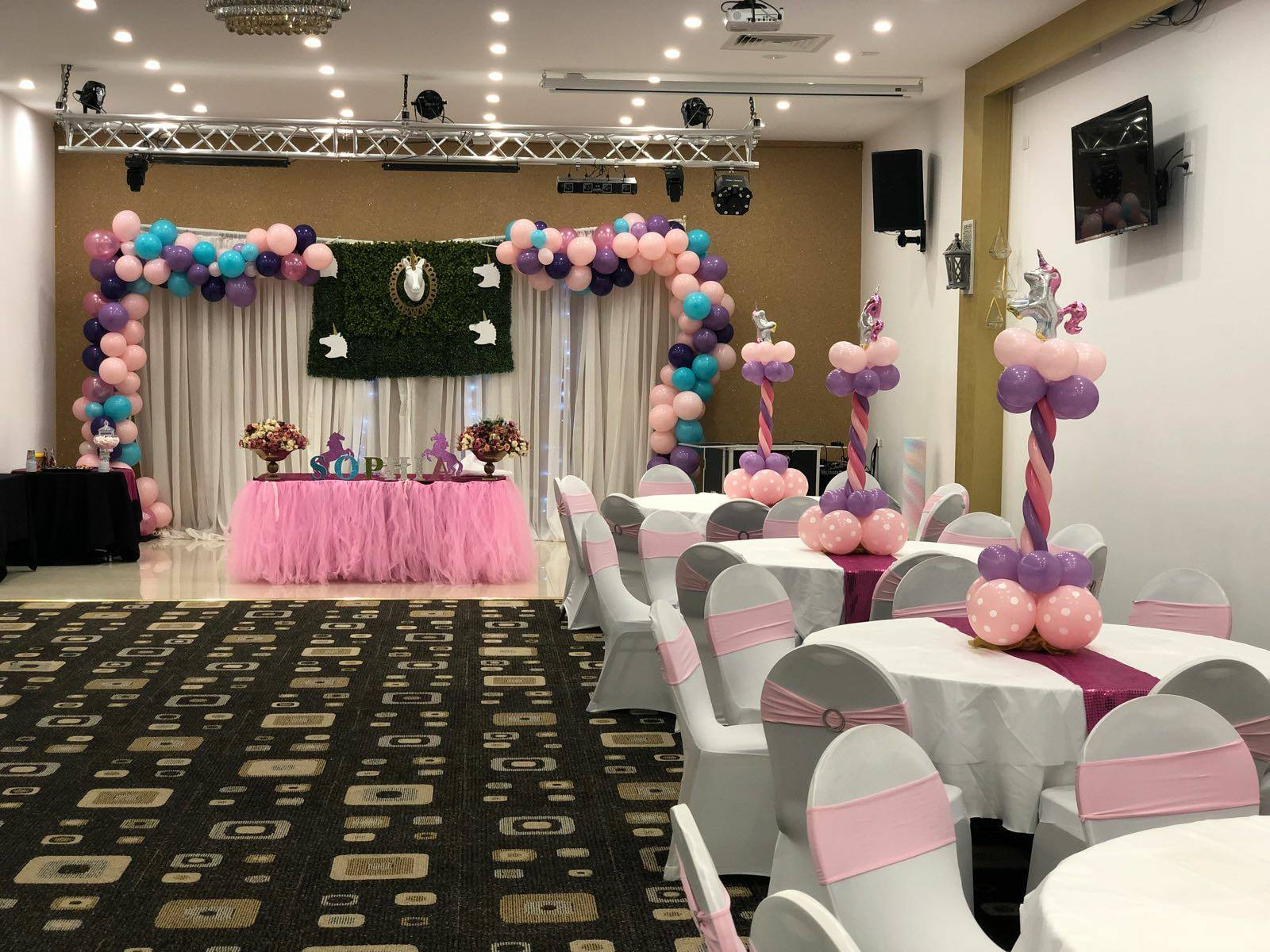 Hire party halls for events in melborne